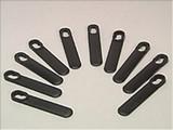 Maaimessen voor Black en Decker G120 - GR120 en GX295 Elektrische Grasmaaiers, Verpakt per 10 Stuks