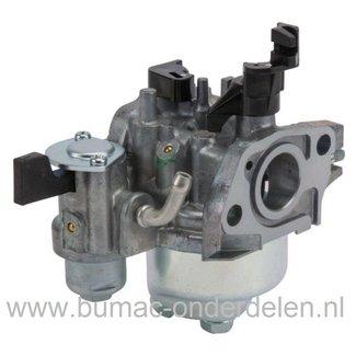 Honda Carburateur voor GX160 Motoren op Carts, Kloofmachines, Houtversnipperaars, Aggregaten, Generatoren, Hoogwerkers, Bobcats, Onkruidbestrijdings machines, Trilplaten