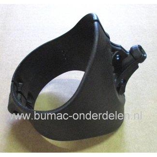 Klembeugelset STIHL BR500, BR550, BR600 Ruggedragen Bladblazer Klembeugel Links en Rechts voor Handgreep van Stihl BR 500, BR 550, BR 600 Bladblazers