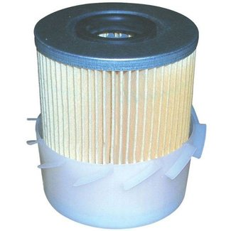 Luchtfilter voor Kubota EA300 Motoren met een Horizontale Krukas op Trilplaat, Generator, Aggregaat, Houtversnipperaar, Tuinfrees, Waterpomp.