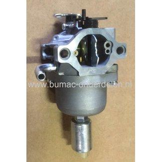 B&S Carburateur voor Motoren van Briggs and Stratton op Zitmaaier - Frontmaaier - Tuintrekker met Nikki Carburateur