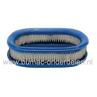 Luchtfilter voor Wacker Sleuvenstampers, Trilstampers, Luchtfilter WACKER BH22, BH23, BH24, Fijnstoffilters Sleuvenstampers, Trilstampers