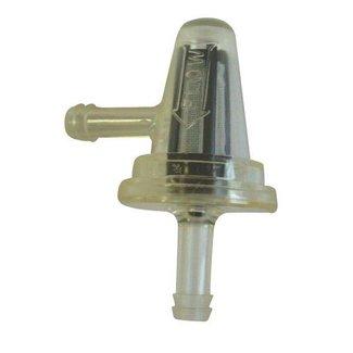 Brandstoffilter Universeel, Aansluiting 6,35 mm, 90 Micron, Benzinefilter, Brandstof Filter, Benzine Filter