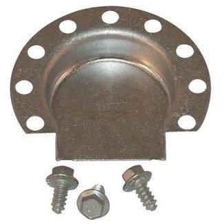 Keerplaat - Deflector voor Uitlaat van Briggs and Stratton voor Motoren met Hoirizontale of Verticale Krukas tot 5 Pk 393760