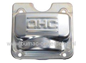 Klepdeksel voor HONDA GC135, GC160, GC190, GCV135, GCV160, GCV190 Motoren met Verticale Krukas op Grasmaaiers, Benzinemaaiers, Cirkelmaaiers, Honda Kleppendeksel, Kleppen Deksels voor HONDA GC 135, GC 160, GC 190, GCV 135, GCV 160, GCV 190 Motoren