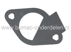 Inlaatpakking voor Spruitstuk van Briggs and Stratton Motor, Afdichting komt onder andere voor op B&S 12,5 Pk IC Motor 219870-0371-E1