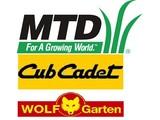 MTD, Cub Cadet, Bolens, Wolf, Kynast, White, Etesia, Yardman Tandriemen, Getanderiemen, Aandrijfriemen voor Grasmaaiers, Zitmaaiers, Verticuteermachines