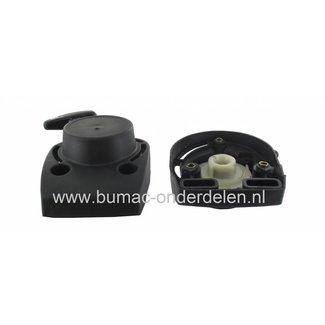 Starter voor GX35 Motor op Bosmaaier, Trimmer, Heggenschaar HHT35SLTAT en UMC435A met Easy Start Systeem, Handstarter voor onder andere Honda GX 35 Easy Start