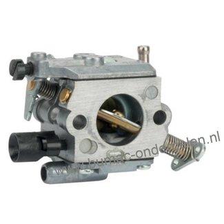 Carburateur voor Stihl 020, 020T, MS200, MS200T Kettingzaag, Carburator voor onder andere Stihl 020, 020 T, MS 200, MS 200 T Motorzagen