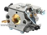 Carburateur voor Stihl FS48, FS52, FS66, FS81, FS106 Bosmaaier, Trimmer, Bermmaaier, Carburator komt o.a. voor op Stihl FS 48, FS 52, FS 66, FS 81, FS 106