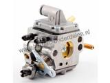 Carburateur voor Stihl MS192, MS192T, MS192C Kettingzaag, Carburator voor onder andere Stihl MS 192, MS 192 T, MS 192 C  Motorzagen