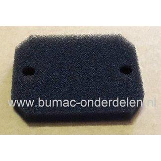 Luchtfilter voor Stihl Bosmaaiers, Bermmaaiers, Trimmers FS50, FS51, FS61, FS65, FS96, FS90