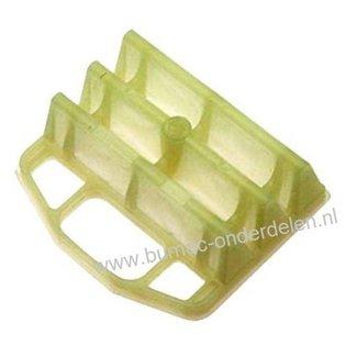 Luchtfilter voor Efco, Emak, Oleo Mac Kettingzaag Luchtfilter onder andere voor 147, 152, 947, 952, MT5200 Motorzagen
