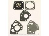 Membraanset voor Nikki Carburateur op Tanaka TAS 23 en 31 cc Bosmaaier, Motortrimmer, Carburateur Reparatieset, Membraan Carburateur, Carburator