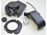 Ombouwset Benzinetank Stiga SV150 Motor, Castelgarden ES46TR - ES464TR - ES464TRE, Mountfield, Alpina, Revisieset Benzinetank met Starter Compleet voor Grasmaaier - Cirkelmaaier - Benzinemaaier - Loopmaaier