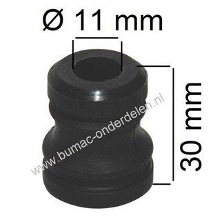 Trillingdemper voor Stihl MS270 en MS280 Kettingzaag, Trillingsdemper, Vibratiedemper, Ophangrubber.