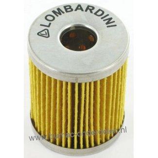 Brandstoffilter voor Lombardini LD400 - LDA500 - LDA503 - LDA520 - LDA522 - LDA530 - 6LD260 - 6LD325 - 6LD360 - 6LD400 Dieselmotoren op Hakfrees, Trekker, Tuintrekker, Aggregaat, Generator, Trilplaat, Tractor, Diesel Filter, Brandstof Filter