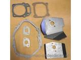 Honda Pakkingset voor GXV160 Motoren op Grasmaaiers - Benzinemaaiers - Cirkelmaaiers - Loopmaaiers - Veegmachines, Pakkingen Set, Dichtingsset Honda GXV 160, Dichtingen