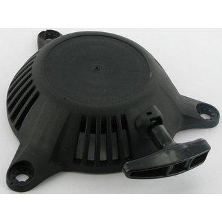 Starter Honda GXH50 en GXV50 Motor met een Horizontale of Verticale Krukas op Grasmaaier - Grondboor - Tuinfrees - Aggregaat - Generator - Houtversnipperaar - Trilplaat - Waterpomp, Handstarter Compleet