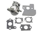 B&S Carburateur voor 6 PK Intek OHV Motor, Briggs and Stratton Carburateur voor Grasmaaier - Benzinemaaier - Cirkelmaaier - Gazonmaaier - Loopmaaier