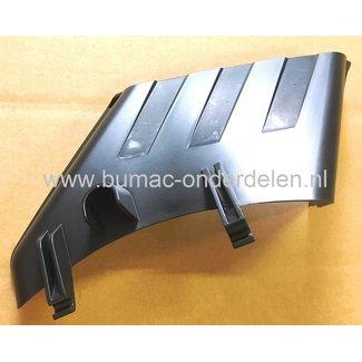 Zijuitworp Deflector voor Alko - Solo - Bril Grasmaaiers Zijuitworpschacht onder andere voor 525 SP,  525 SP-A, 526 VSI Highline Grasmachine Zijuitworpklep