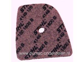 Luchtfilter voor Stihl Bosmaaier, Heggeschaar Filter o.a. voor FS94 - HL91 - HL92 - HL94 K/KC