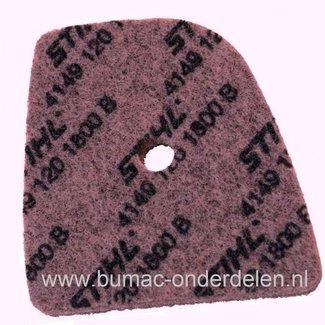Luchtfilter voor Stihl Bosmaaier, Heggeschaar Filter o.a. voor FS94 - HL91 - HL92 - HL94 K/KC Motorstrimmer, Motorheggenschaar