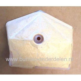 Luchtfilter voor Husqvarna  51 en 55 Motorzaag - Kettingzaag, Filter voor Husqvarna Kettingzagen
