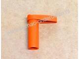 Chokeknop voor Carburateur 5208238 op onder andere stihl HS81, HS81R, HS81RC, HS81T, HS86, HS86R, HS86T Heggenschaar, Haagschaar Chokehendel