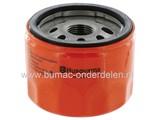 Oliefilter voor B&S 2 Cylinder Motor 656 cc op Zitmaaier, Frontmaaier, Tuintrekker Olie Filter voor Briggs and Stratton