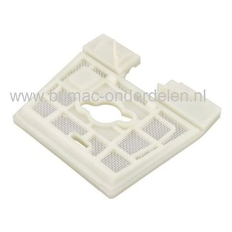 Luchtfilter voor Stihl 064, 066, MS640 Kettingzaag, Motorzaag, STIHL Luchtfilters voor Kettingzagen, Fijnstoffilter Stihl 064, 066, MS 640