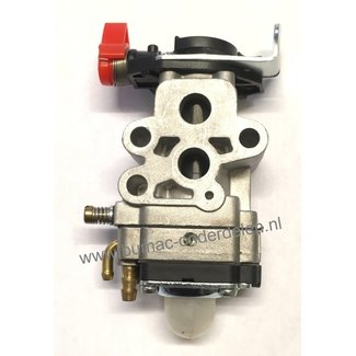 Carburateur voor Kawasaki TJ27, TJ35 Bosmaaier - Bermmaaier, Motorzeis Carburator voor TJ 27, TJ 35