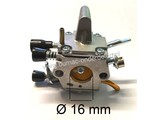 Carburateur voor Stihl FS120, FS200, FS250, FS300, FS350 Bosmaaier, Trimmer, Carburator FS 120, FS 200, FS 250, FS 300, FS 350