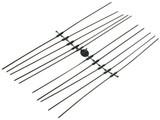 Maaidraad Flymo Duraline Minitrim, Set van 10 Stuks, Elektrische Strimmer - Trimmer
