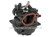Carburateur voor Briggs and Stratton Motor op Grasmaaier, Veegmachine, Hakselaar, Grasmachine Carburator voor B&S met Automatishce Choke