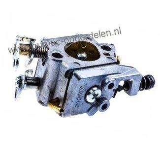 Carburateur voor Husqvarna - McCulloch - Poulan Kettingzagen - Motorzagen Carburateur o.a.  voor model HUSQVARNA: 136, 136 LE, 137, 137 E, 141, 141 LE, 142 E, McCULLOCH: M 4620,  Mac 2818 AV, Poulan: PN 4620, Carburator, HUSQVARNA: 136LE, 137E, 141LE, 142