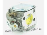 Carburateur voor Husqvarna Motorzaag 61, 268 Special, 272XP  Carburator Kettingzaag 272 Xp