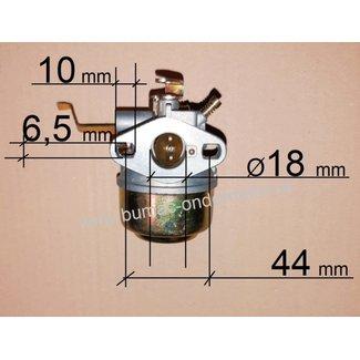 Carburateur ROBIN EC08, EC10, EC12  motoren met een horizontale krukas, oa. op Aggregaten, Generatoren, Tuinfrezen e.d.