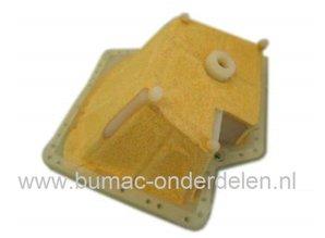 Luchtfilter voor Stihl MS270 en MS280 Kettingzagen, Motorzagen, STIHL Luchtfilters voor MS 270, MS 280, Fijnstoffilters voor Stihl Kettingzaag, Motorzaag