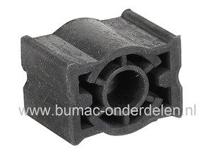 AV Rubber voor Stihl Bosmaaiers, Trimmers, Bermmaaiers, STIHL Trillingsdemper voor FS300, FS310, FS350, FS400, FS450, FS480, Vibratiedemper, Antivibratierubber, Ophangrubber