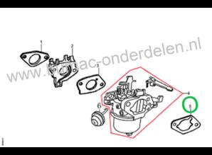 Pakking voor Filterflens op G240F, G240FD, G270F, G270FD, G340F, G340FD, G390F, G390FD LONCIN Motoren