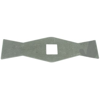 Gutbrod - MTD Verticuteermes VS40 - VS40A - VS40E - EMV404 - MVE404, Verticuteer Mes per stuk