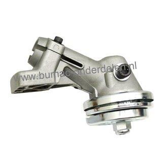 Haakse Overbrenging voor Stihl FS160, FS180, FS220, FS280, FS290, FS300, FS350, FS400, FS450, FS480 Bosmaaier, Motortrimmer, Motorzeis Kop met Linkse draad M12x1,5