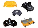 Maaidekken voor Zitmaaier - Frontmaaier - Tuintrekker van Castelgarden - Stiga - Husqvarna - Lazer - Mountfield - Alpina - Jonsered - MTD - Wolf - Viking - Honda - Wizard - YardPro - Motec - Dino - Taga