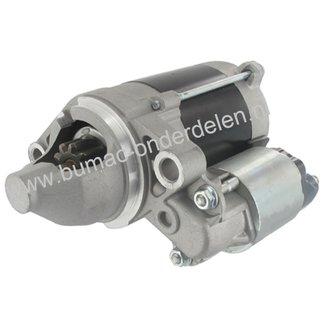 Startmotor voor Honda GX630, GX660, GX690 Motoren op Aggregaat, Generator, Waterpomp, Tuinfrees, Houtversnipperaar, Hakfrees, Kantensnijder, Kart, HONDA Electrische Starter, Elektrische Startmotor Compleet voor GX 630, GX 660, GX 690