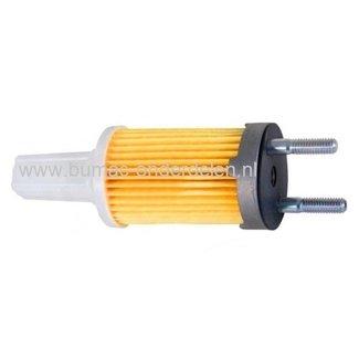 Brandstoffilter voor Yanmar L40, L48, L70, L90, L100 Dieselmotoren op Generator, Trilplaat, Houtversnipperaar, Aggregaat, Waterpomp, Tuinfrees, Dieselfilter voor YANMAR L-40, L-48, L-70
