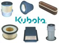 Luchtfilter voor Kubota Motoren op Grasmaaier, Zitmaaier, Frontmaaier, Aggregaat, Generator, Trilplaat, Waterpomp, Tuinfrees.