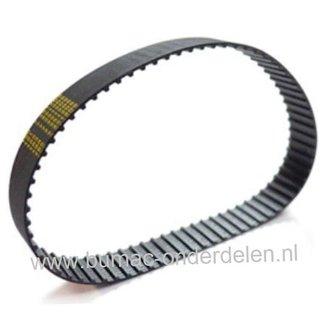 Tandriem 50 Tands voor BLACK & DECKER Schaafmachine BD85, DN85, SR500E, P6103, Getande Riem Breedte 23 mm, Lengte 254 mm, Steek 5,08 mm