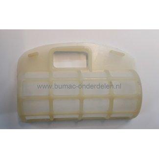 Luchtfilter voor Efco en Oleo Mac Kettingzaag  Efco 136, 136 S, 140, 140 S en Oleo - Mac 936, 940