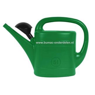 Gieter groen 10 liter met maatverdeling en broeskop. Deze kunststof gieter of ook wel gietemmer genoemd is door het handige formaat , inhoud 10 liter, geschikt voor het water geven aan kamerplanten en/of tuinplanten. Een gieter is onmisbaar in huis, kanto